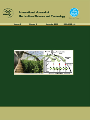 International Journal of Horticultural Science and Technology